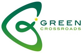 Green Crossroads logo
